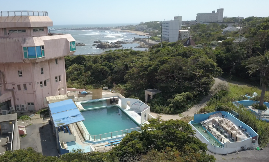 Inubosaki Marine Park Aquarium - Photo : Dolphin Project
